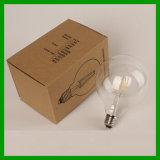 diodo emissor de luz E27 de 110lm/W 6W G95