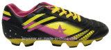 中国の人のフットボールは起動する屋外のサッカーの靴(815-6192)を