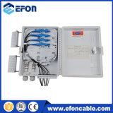 Diviseur d'AP du cadre 1*8 de Disturition de fibre optique de réseau de Fdb FTTX