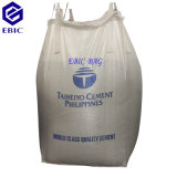 Ciment Big Bag avec Liner pour Filling 1000kgs à 1500kgs
