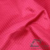 Вода & Ветр-Упорной напольной Sportswear ткань 100% нити полиэфира жаккарда вниз сплетенная курткой (53176)