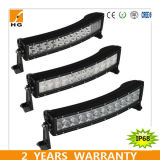 un CREE Curve LED Light Bar di 14 '' 72W Double Row Jeep