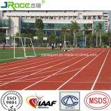 Fabbrica della Cina della superficie atletica materiale della pista dell'atletica leggera di gomma per lo stadio
