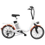 20 bici de la batería de litio de la señora 250W 36V 10ah de la pulgada