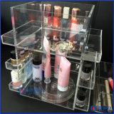 Drehender Schönheits-Sorgfalt-Nagellack-spinnender Acrylorganisator