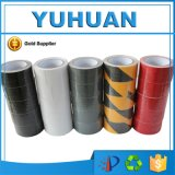 Cinta anti impermeable de acrílico del resbalón del PVC del agua negra de 80 apretones