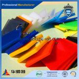 Vária placa colorida dos acrílicos das cores venda quente feita sob encomenda