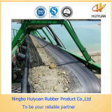 Rubber Beltの黒いEP Fabricの重義務Rubber Conveyor Belt