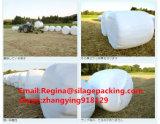 Película branca da ensilagem do molde de sopro LLDPE da alta qualidade