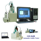 Аппаратура испытание кислотности масел петролеума Gd-264b автоматическая