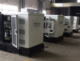 groupe électrogène diesel silencieux de 138kVA 110kw Yuchai