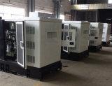138kVA 110kw Yuchaiの無声ディーゼル発電機セット