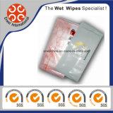 Определите Wipes руки влажных Wipes упакованного перемещения индивидуальные упакованные