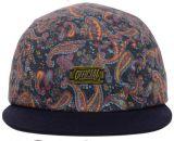 Chapeau de panneau du chapeau 5 de campeur de laines de qualité