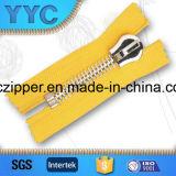 Hochleistungsrose Gold Metal Zipper 15 # für Jackets