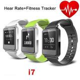 최신 판매 Ultra-Thin 심박수 모니터 Bluetooth Smartwatch
