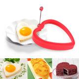 Poacher яичка силикона формы сердца качества еды