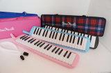 China Sinomusik 37 de Zeer belangrijke Piano Melodica van het Stuk speelgoed van de Kleur