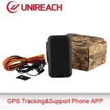 GPS Tracker van het voertuig met Sos Button Mic (FK80)