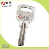 OEM 2016 Ameican Hot Selling Fashion Key Blanks para Locks