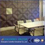 Comitato acustico decorativo della fibra di poliestere del materiale 3D dell'ufficio
