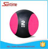 Medicine-ball en caoutchouc de qualité, medicine-ball, medicine-ball pesé