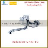 Определите Faucets воды ванной комнаты ручки установленные палубой