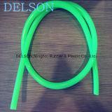Tubo de goma verde/rojo/negro de la cuerda del manguito