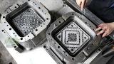 Vaschetta di alluminio che fa la macchina del punzone della macchina