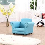 Enchufe del sofá del jardín de la infancia del diseño/muebles lindos modernos azules de los niños