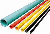 구획 공정한 제품 정전기 방지 원형 섬유유리 관