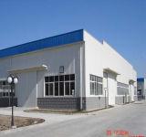 Construcción de acero para el edificio prefabricado del taller