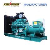 L'India Cummins Engine per il gruppo elettrogeno diesel 900kw con il certificato del Ce