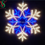 2D LED Outdoor Snowflakes Light voor Christmas Decoration