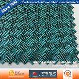 PVC Fabric de 750d Double Color Plover Texture para Bag