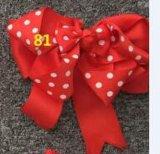 Hairpins серебра металла способа Bowknot декоративные на дети 81