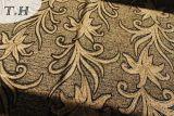 Tessuto popolare del sofà del jacquard del Chenille di qualità superiore del reticolo 2016