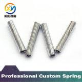 Изготовленный на заказ стальные спирально пружины сжатия для различных типов