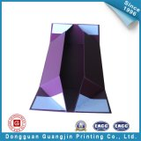 紫色カラーギフトの折る荷箱(GJ-Box136)