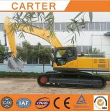 Pesado-dever Hydraulic Crawler Backhoe Excavator de 15t (52m3) Multifunctional