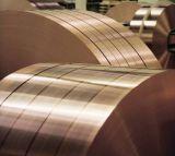 Kupferner plattierter Stahlstreifen im Ring