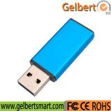 Promoção grossista Presentes profissional OEM PVC USB Pen Drive