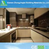 China Large Factory Home Use Les comptoirs de cuisine en acier inoxydable de haute qualité