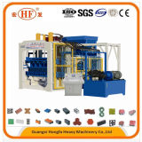 Qt12-15D Block Machine pour Brick Paving Brick, Hollow Brick, Solid Brick