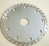 Lámina de sierra diamantada Super Cut con para máquina de sierra circular