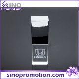 Привод 8GB пер металла OTG высокого качества прозрачный