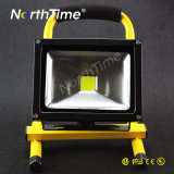 10W ricaricabile LED Flood Light/LED Emergency Light