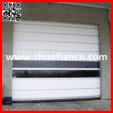 急速なロール電気速度の倉庫のドア(St001