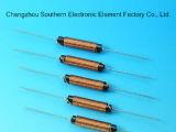 LGA RoHSの軸加鉛誘導器または力のチョークコイル誘導器