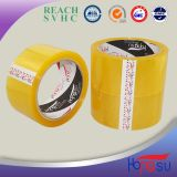 Piezosensible/Water Activated Adhesive Type y Acrylic Adhesive OPP Tape